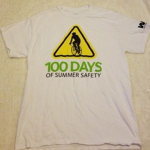 Waste Management 100 Days of Safety Shirt